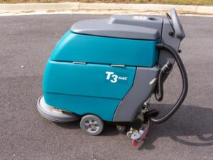 "Tennant T3 Scrubber 20"" Push"